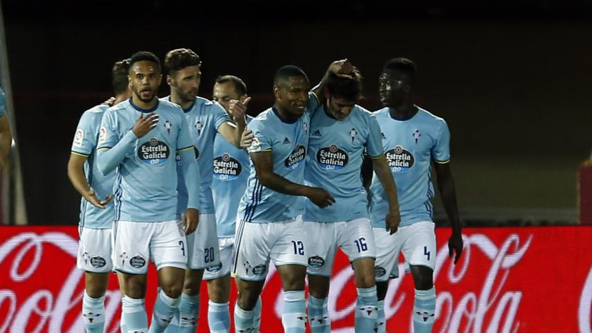 Celta to face Manchester United in Europa League semi-finals
