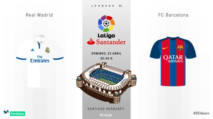 Un Clásico con LaLiga Santander en juego