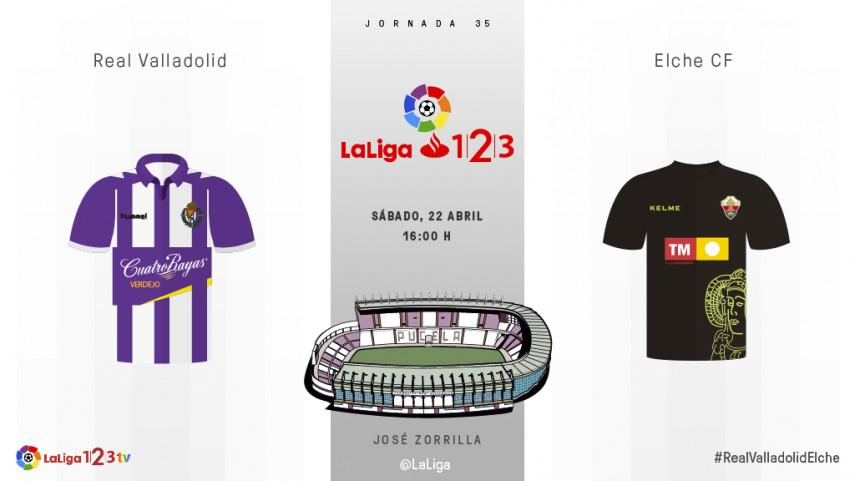 El Valladolid y el José Zorrilla no quieren renunciar al play-off