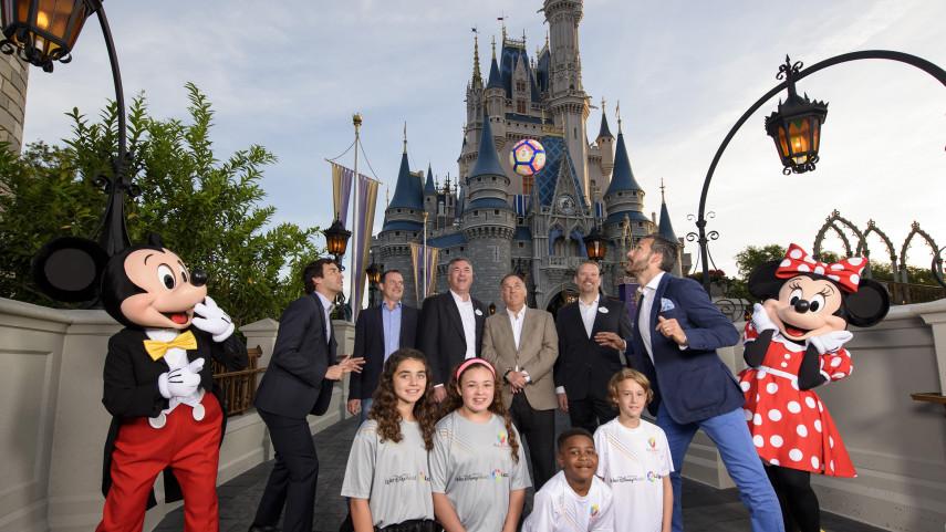 Walt Disney World Resort y LaLiga impulsan un programa de formación para jóvenes futbolistas