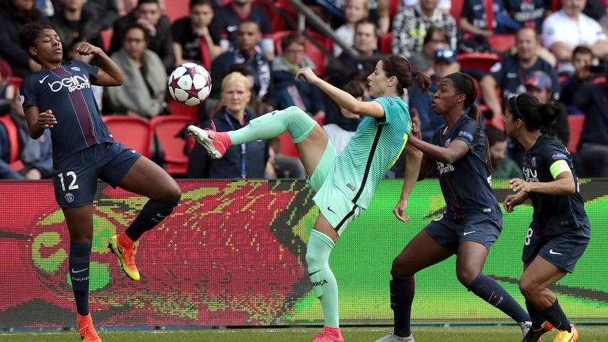 El FC Barcelona cae en semifinales de la Champions femenina