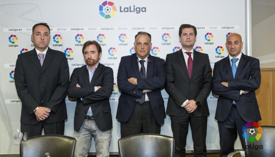La Liga firma un acuerdo con Jdigital para evitar los arreglos de partidos