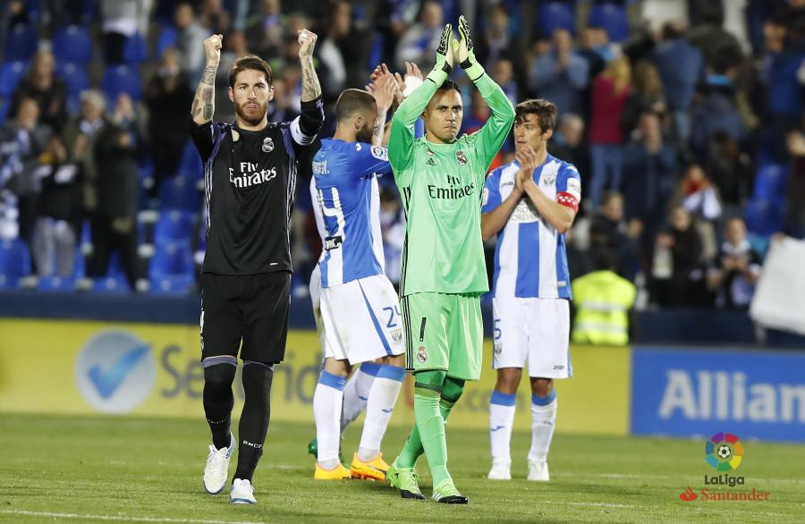 «Реал» набрал максимум очков вмадридском дерби