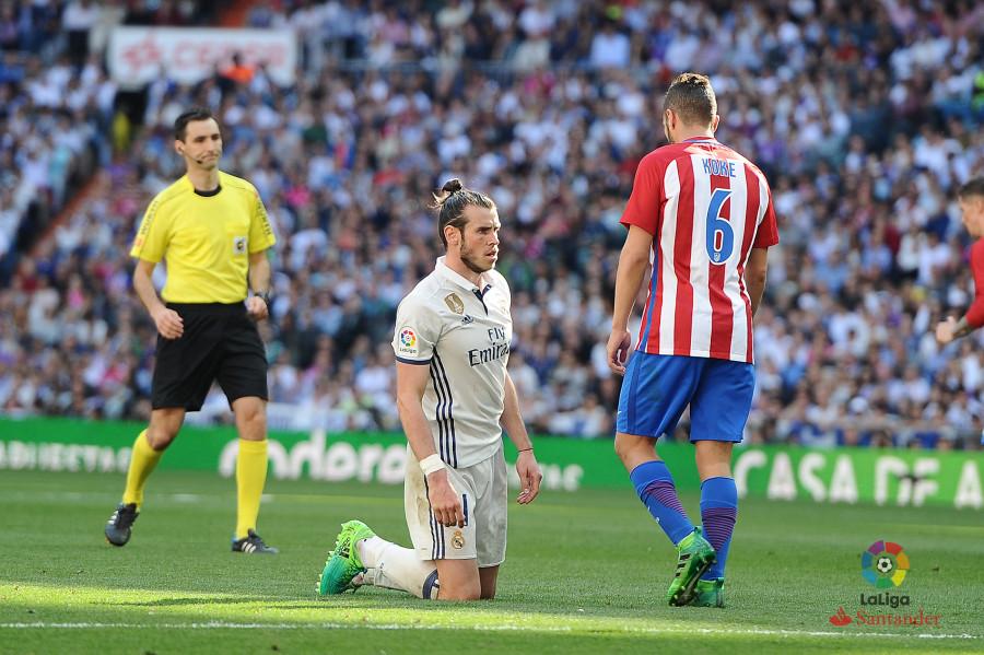 «Реал» разгромил «Атлетико» впервом полуфинальном матчеЛЧ