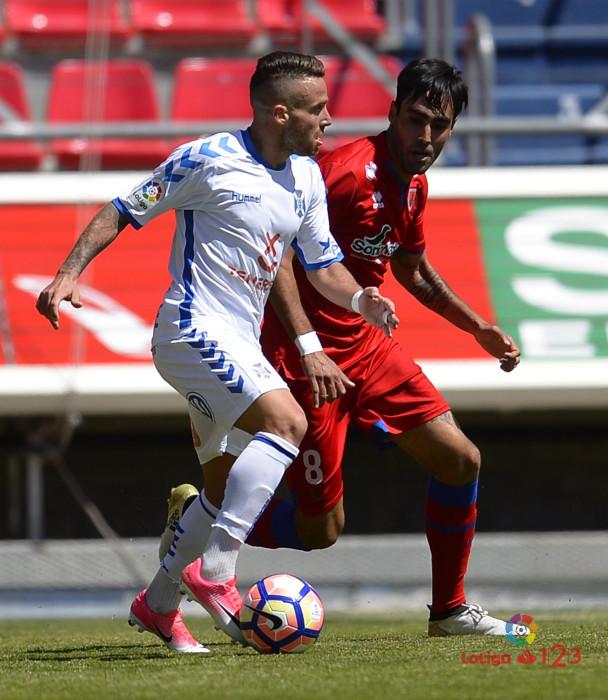 Dani Calvo salva un punto en el descuento (Numancia 1 - Tenerife 1) | Imagen 3