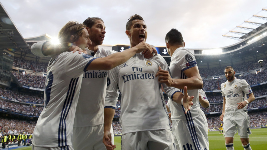 Cristiano Ronaldo acerca al Real Madrid a la final de la Champions League