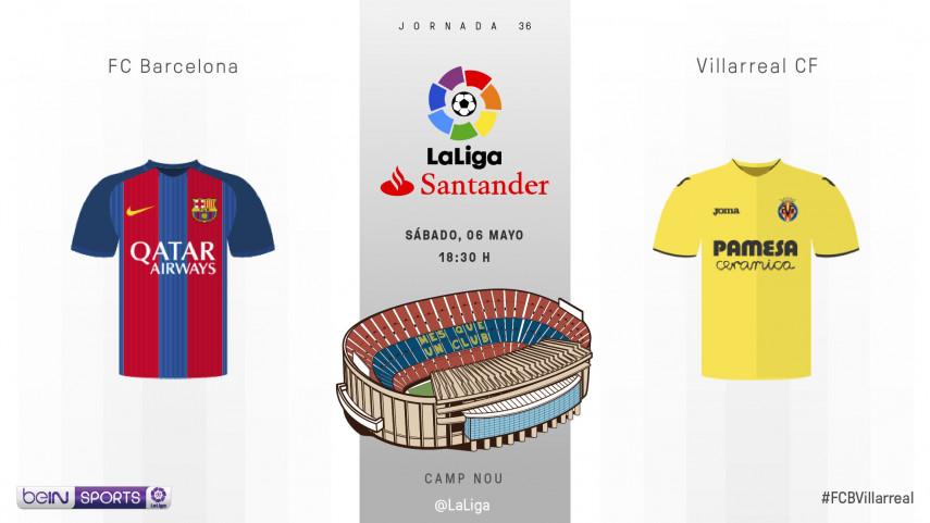 La lucha por el título pasa por el Camp Nou