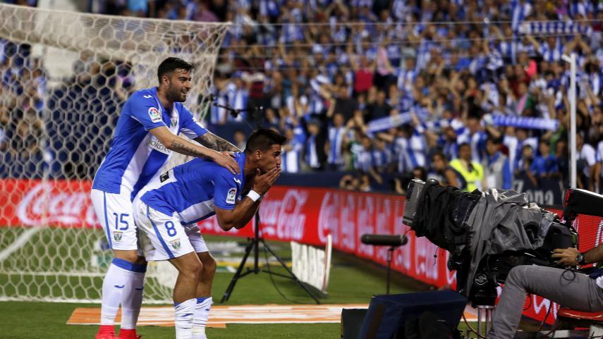 Las mejores imágenes de la jornada 36 de LaLiga Santander