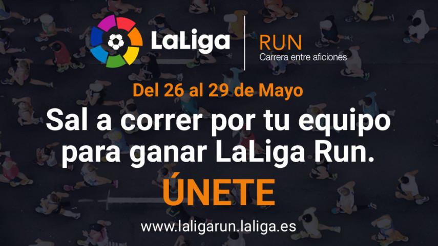 LaLiga y Runator acercan el mundo futbolístico a los aficionados del running