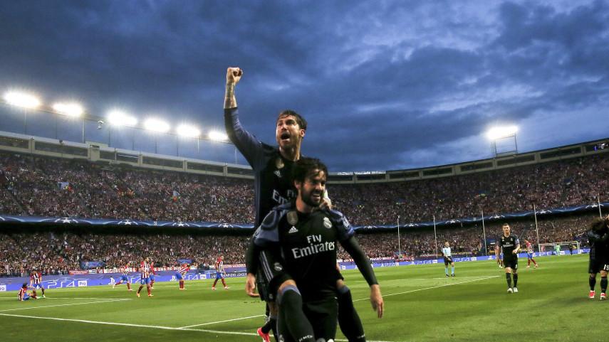 El Real Madrid logra el pase a la final de la Champions por segundo año consecutivo