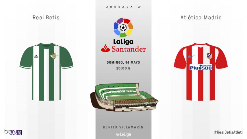 El Atlético busca asegurar la tercera plaza en el Villamarín