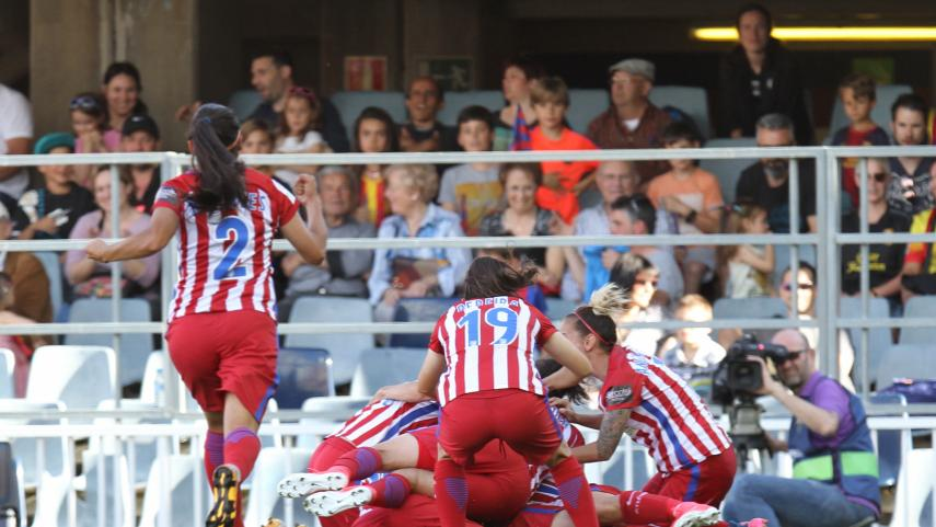 Atletico Women one step away from becoming Liga Iberdrola champions