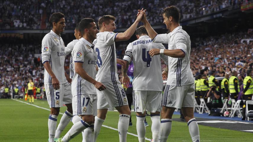 Vota al 'MVP' del Real Madrid esta temporada