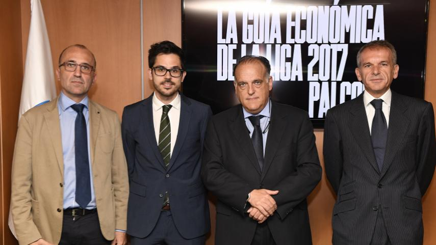 Los clubes de LaLiga dejan atrás las pérdidas y aceleran planes de inversión