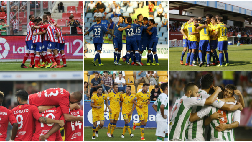 All to play for in LaLiga 1l2l3