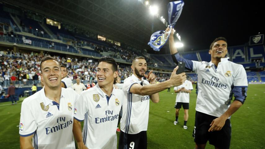 Así se vivió el título del Real Madrid alrededor del mundo