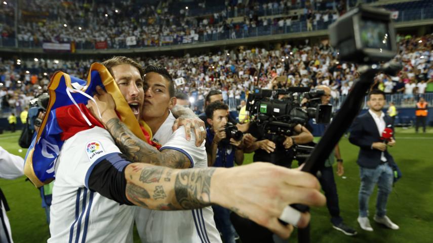 Así se vivió el título del Real Madrid en las redes sociales