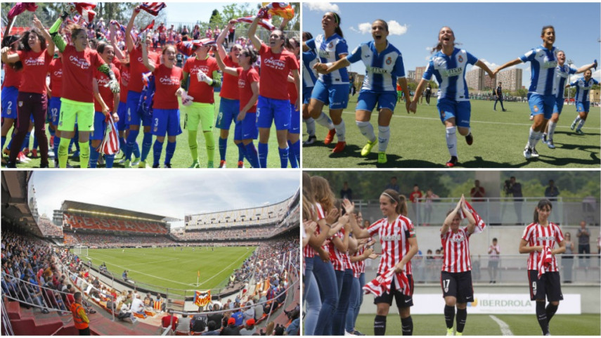 ¿Cuál es para ti la foto de la temporada en la Liga Femenina Iberdrola?