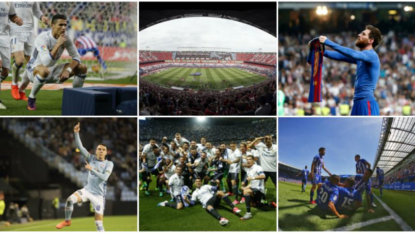 ¿Cuál es para ti la foto de la temporada en LaLiga Santander 2016/17?