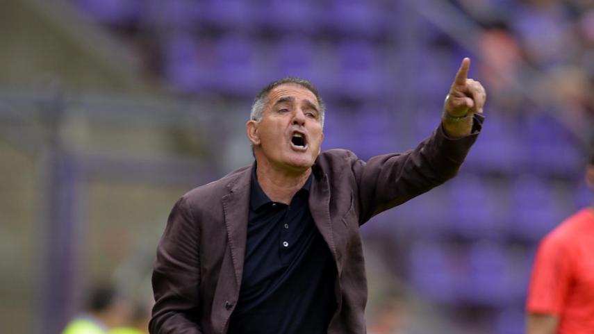 Paco Herrera, nuevo entrenador del R. Sporting