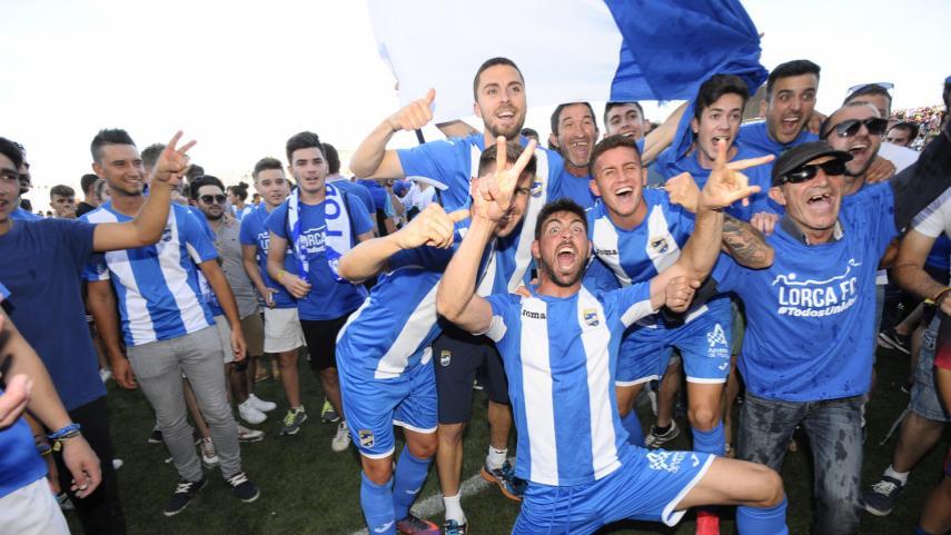 Cinco cosas que quizá no sabías del Lorca FC