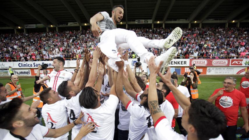 La CyD Leonesa vuelve a LaLiga 1|2|3
