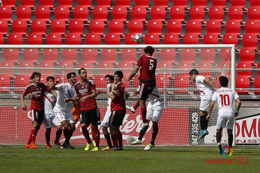 ставки на матч Севилья Атлетико Мирандес