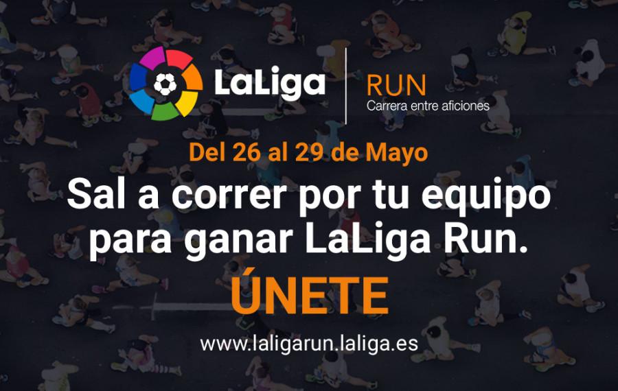 La Liga y Runator acercan el mundo futbolístico a los aficionados del running