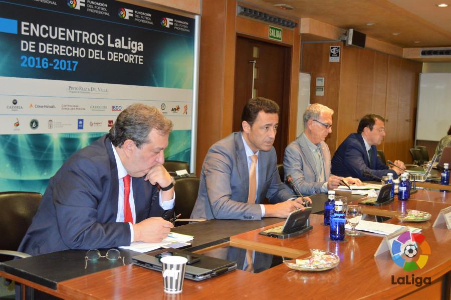 Celebrado el 9º Encuentro LaLiga de Derecho del Deporte 2016-2017