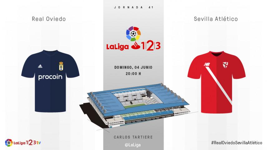 El último tren del play-off pasa por Oviedo