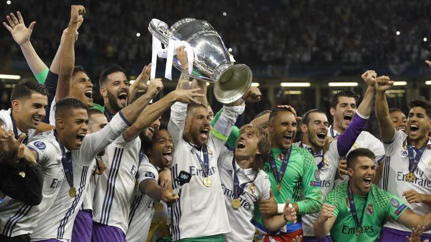 Los ganadores de las cuatro últimas Champions juegan en LaLiga Santander