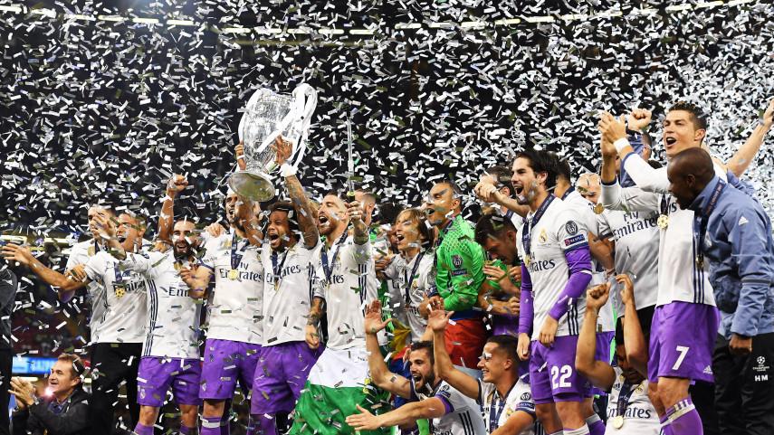 El Real Madrid levanta su duodécima Champions League
