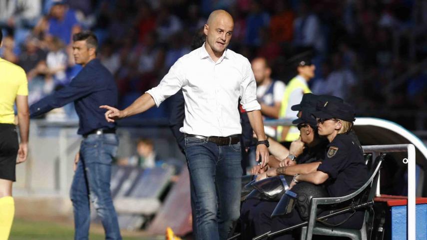 Nano Rivas, nuevo entrenador del Nàstic de Tarragona