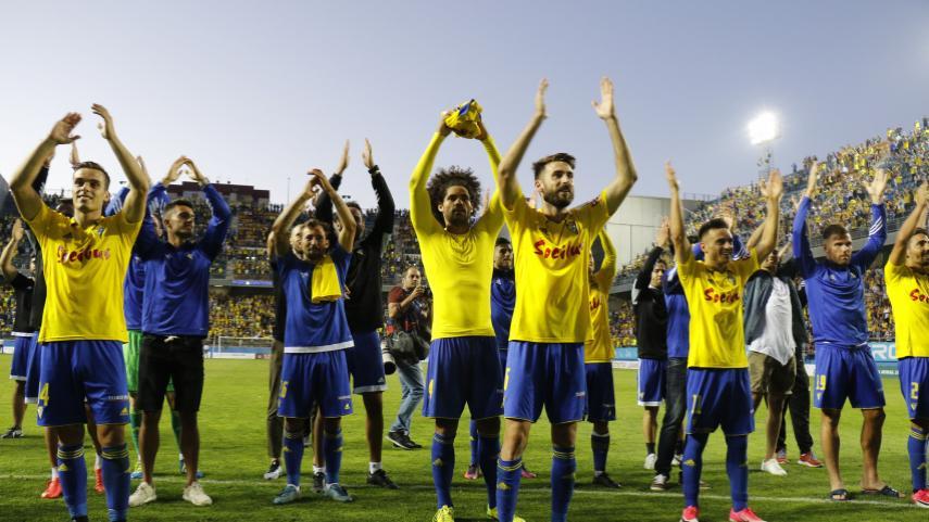 Billete de play-off para Getafe, Cádiz y Tenerife
