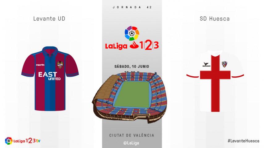El Huesca cree en los sueños