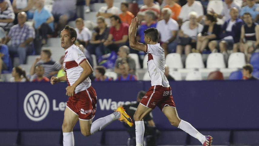 El Huesca alcanza el play-off y el UCAM Murcia se despide de LaLiga 1l2l3