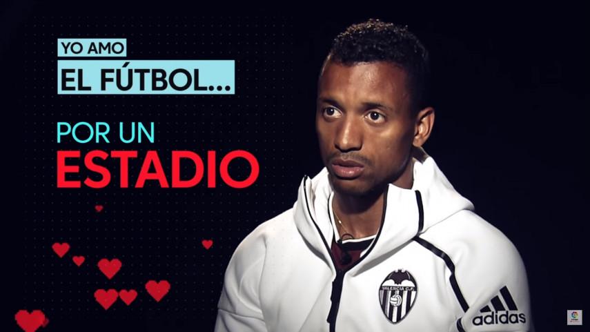 ¿Por qué ama Nani el fútbol?