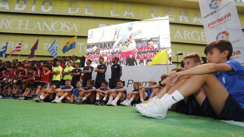 Vila-Real da la bienvenida a LaLiga Promises