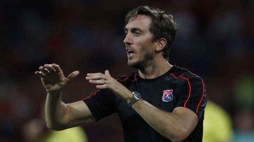 Luis Zubeldía, nuevo entrenador del D. Alavés