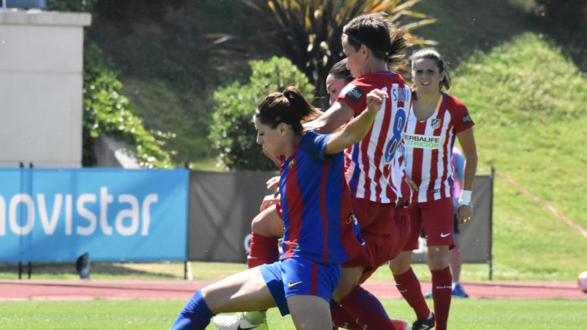 Wolfsburgo y Avaldsnes, rivales del Atlético de Madrid y Barcelona en el UEFA Women's Champions