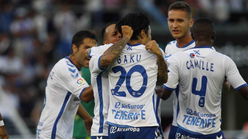 El CD Tenerife logra el pase a la final en la prórroga