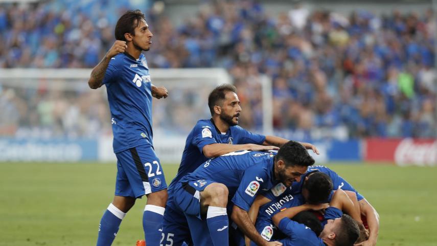 El Getafe regresa a LaLiga Santander