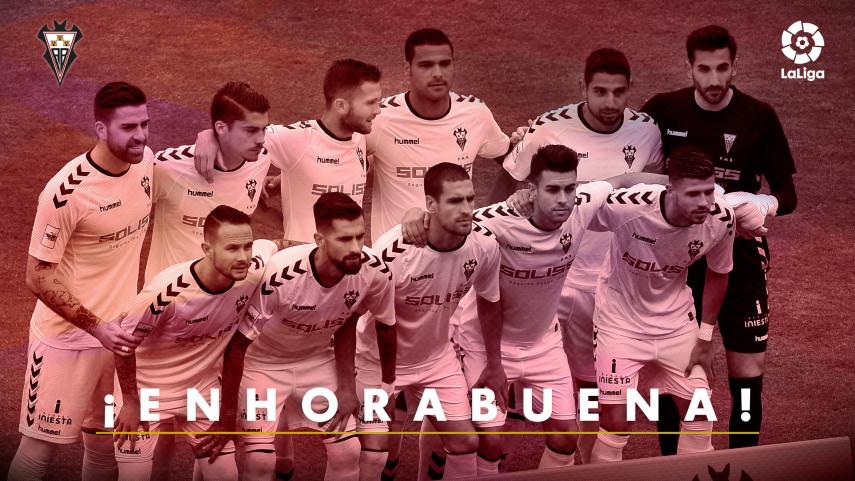 El Albacete B. regresa a LaLiga 1l2l3 un año después