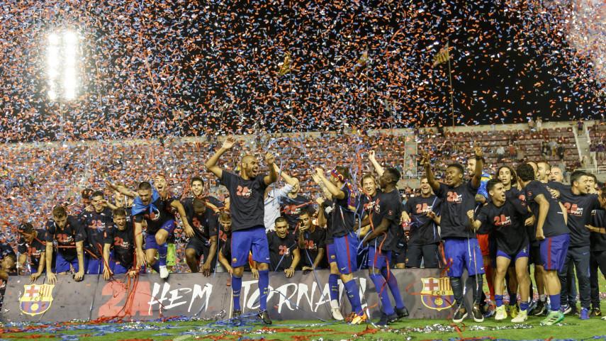 Cinco cosas que quizá no sabías del FC Barcelona B