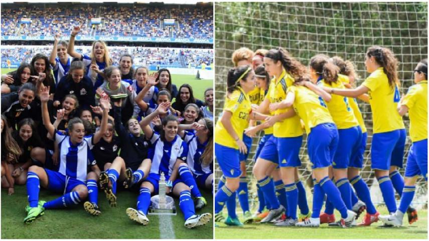 Los equipos de LaLiga apuestan por el fútbol femenino