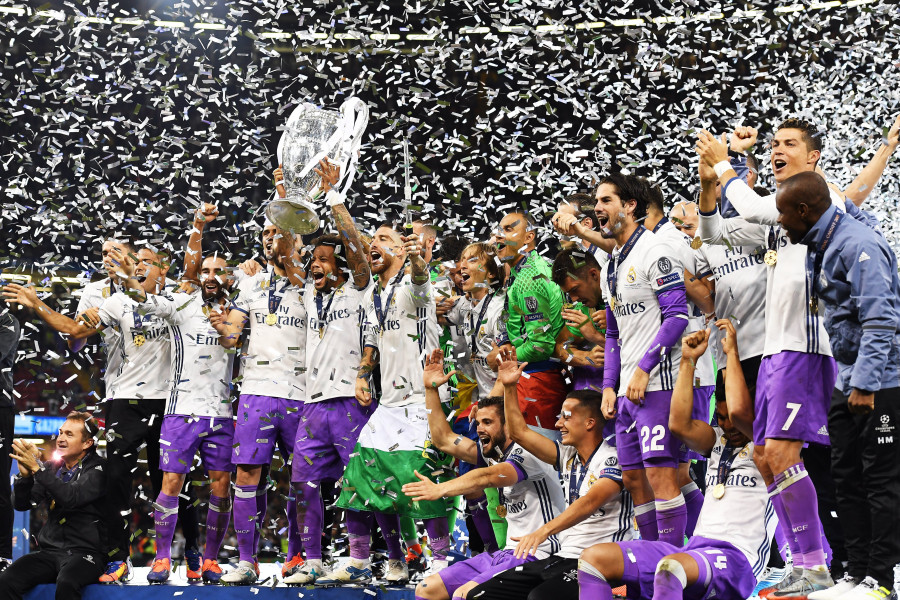 match analysis - Real Madrid win back-to-back Champions League ... 01500bda0695d