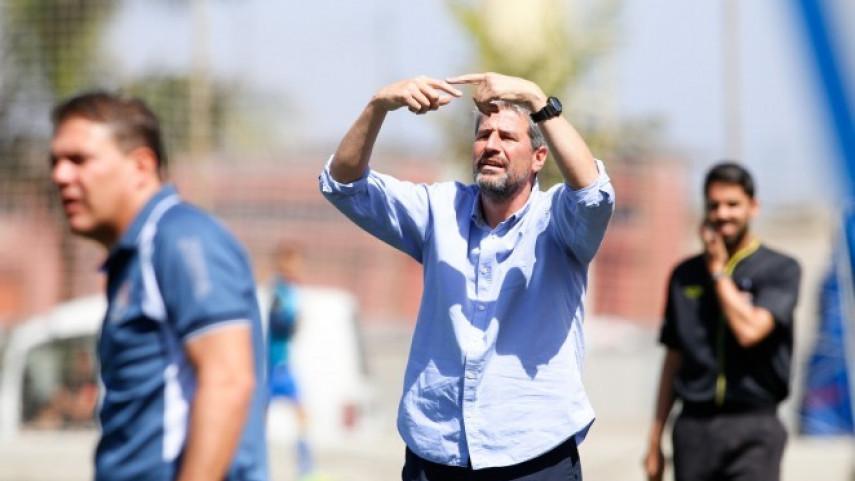Manolo Márquez dirigirá a la UD Las Palmas esta temporada