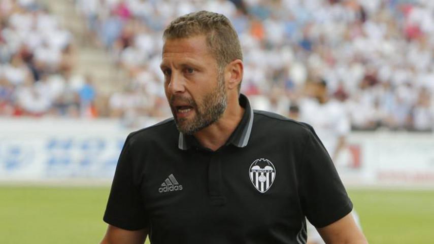 Curro Torres, nuevo entrenador del Lorca FC