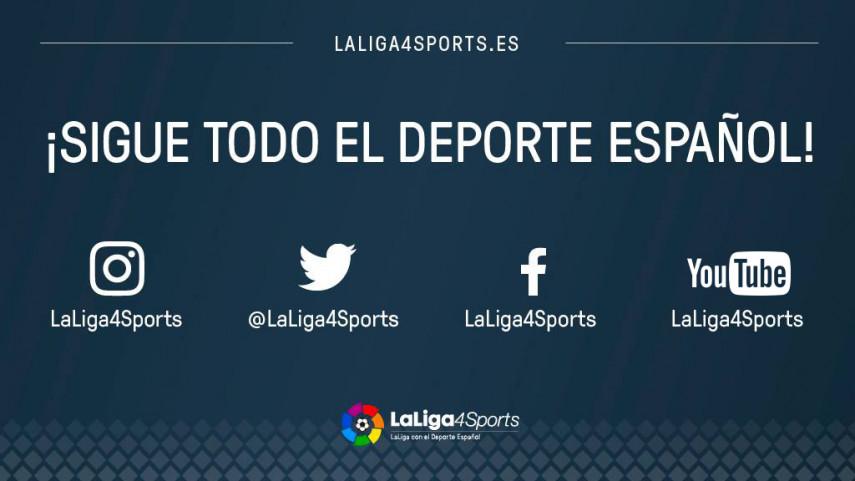 LaLiga4Sports llega a YouTube