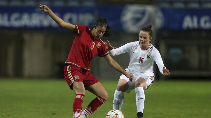 La Eurocopa de las debutantes españolas